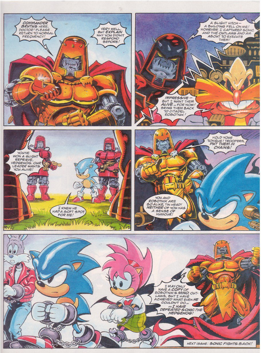 Sonic - The Comic Issue No. 064 Page 8