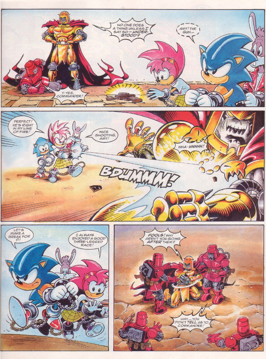Sonic - The Comic Issue No. 065 Page 4