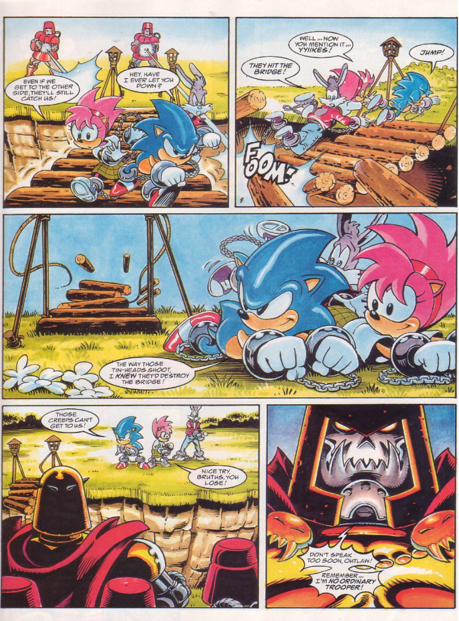 Sonic - The Comic Issue No. 065 Page 6