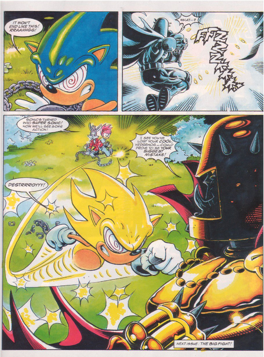 Sonic - The Comic Issue No. 065 Page 8