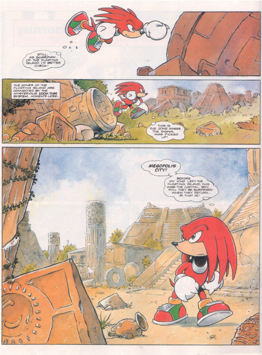 Sonic - The Comic Issue No. 065 Page 17