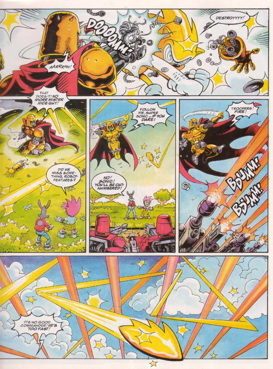 Sonic - The Comic Issue No. 066 Page 4