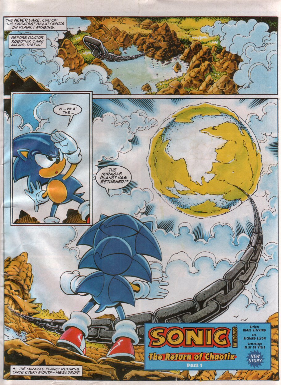 Sonic - The Comic Issue No. 067 Page 2