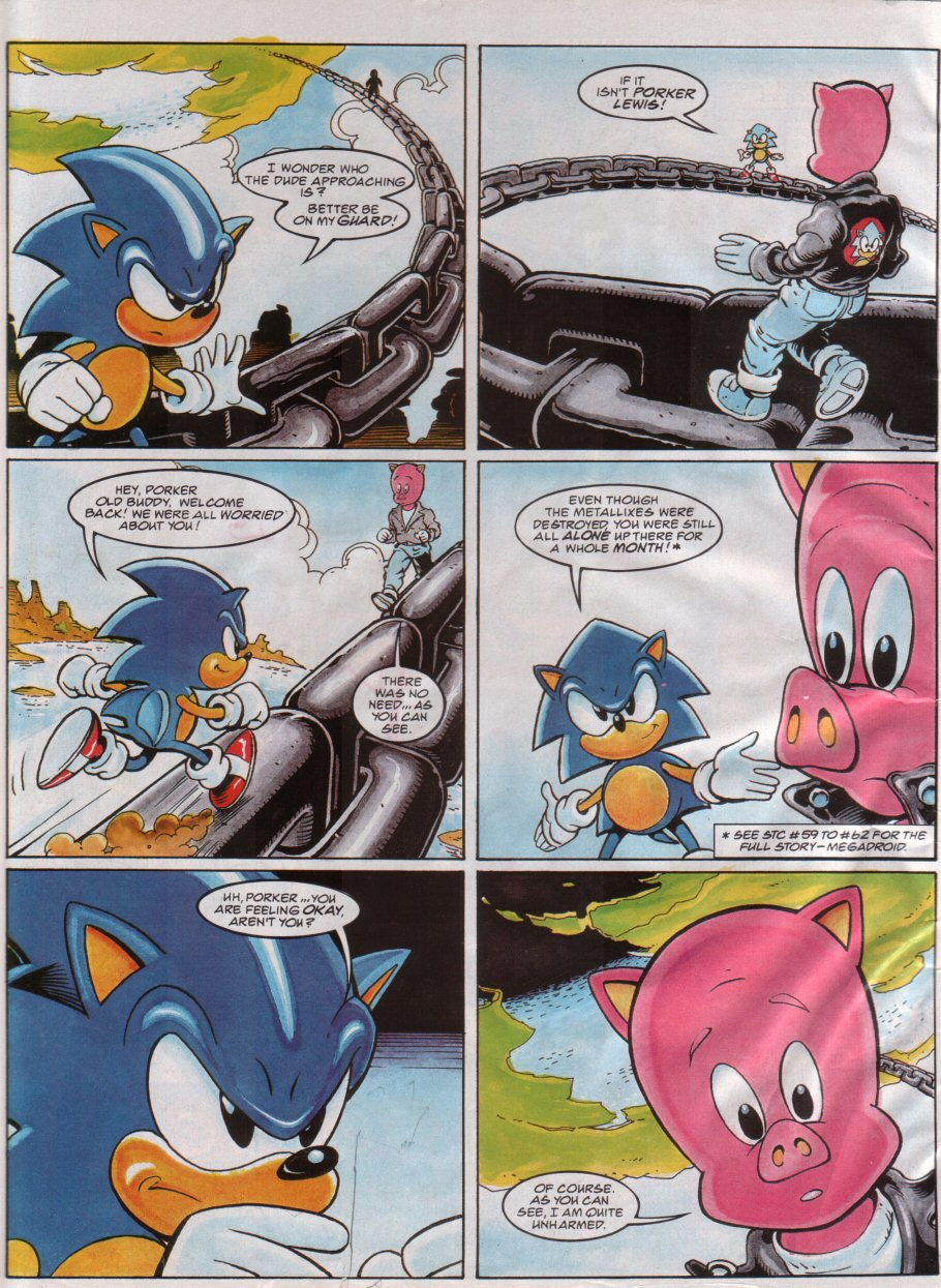Sonic - The Comic Issue No. 067 Page 3