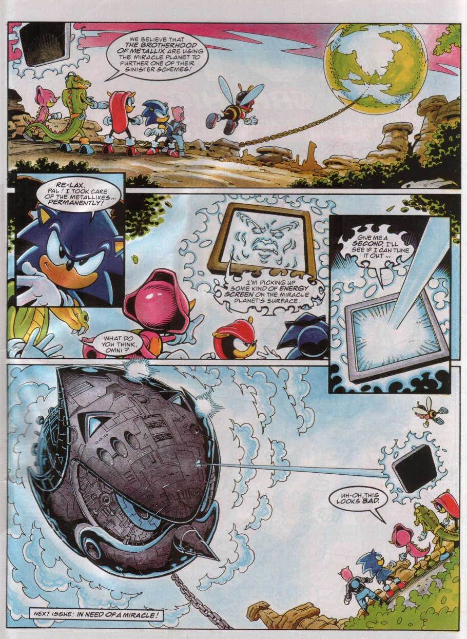 Sonic - The Comic Issue No. 067 Page 8