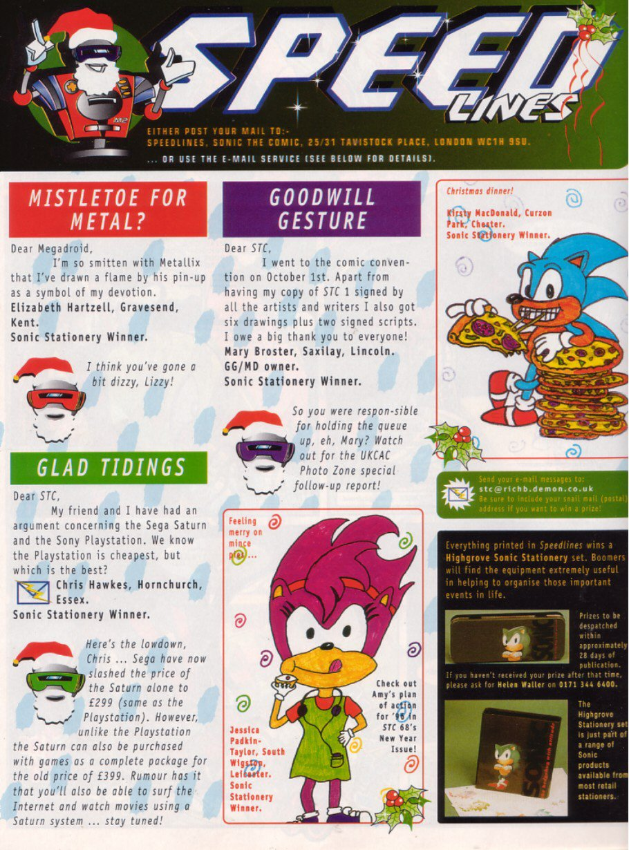 Sonic - The Comic Issue No. 067 Page 28