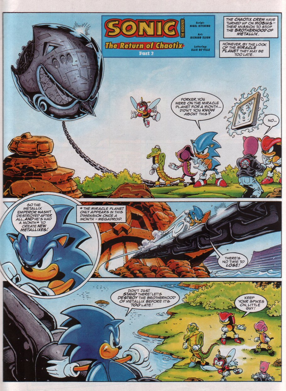 Sonic - The Comic Issue No. 068 Page 2