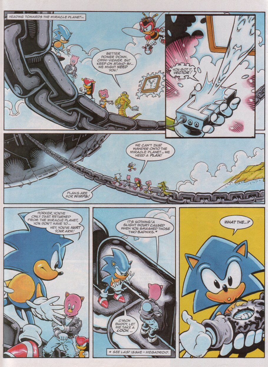 Sonic - The Comic Issue No. 068 Page 3