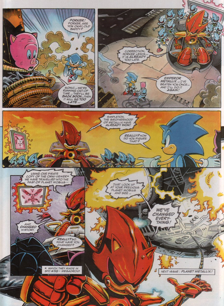 Sonic - The Comic Issue No. 068 Page 8