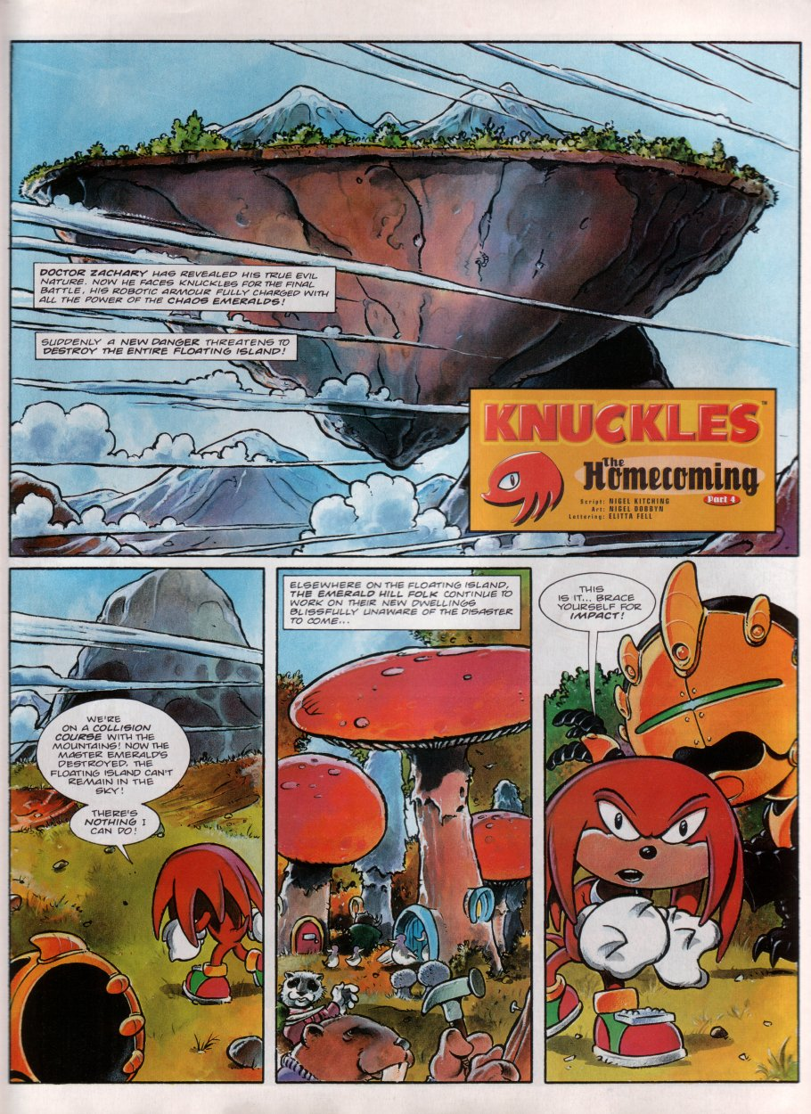 Sonic - The Comic Issue No. 068 Page 17