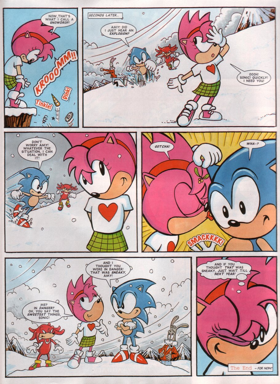 Sonic - The Comic Issue No. 068 Page 28