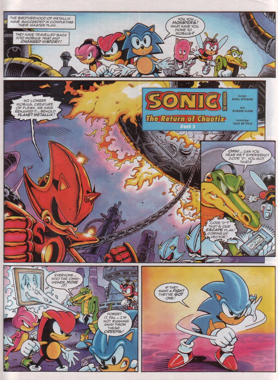 Sonic - The Comic Issue No. 069 Page 2