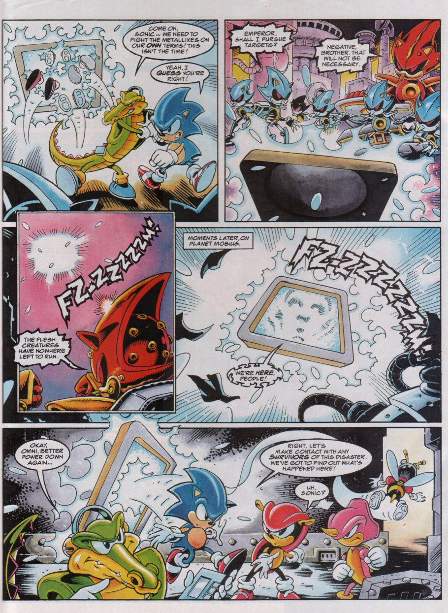 Sonic - The Comic Issue No. 069 Page 3