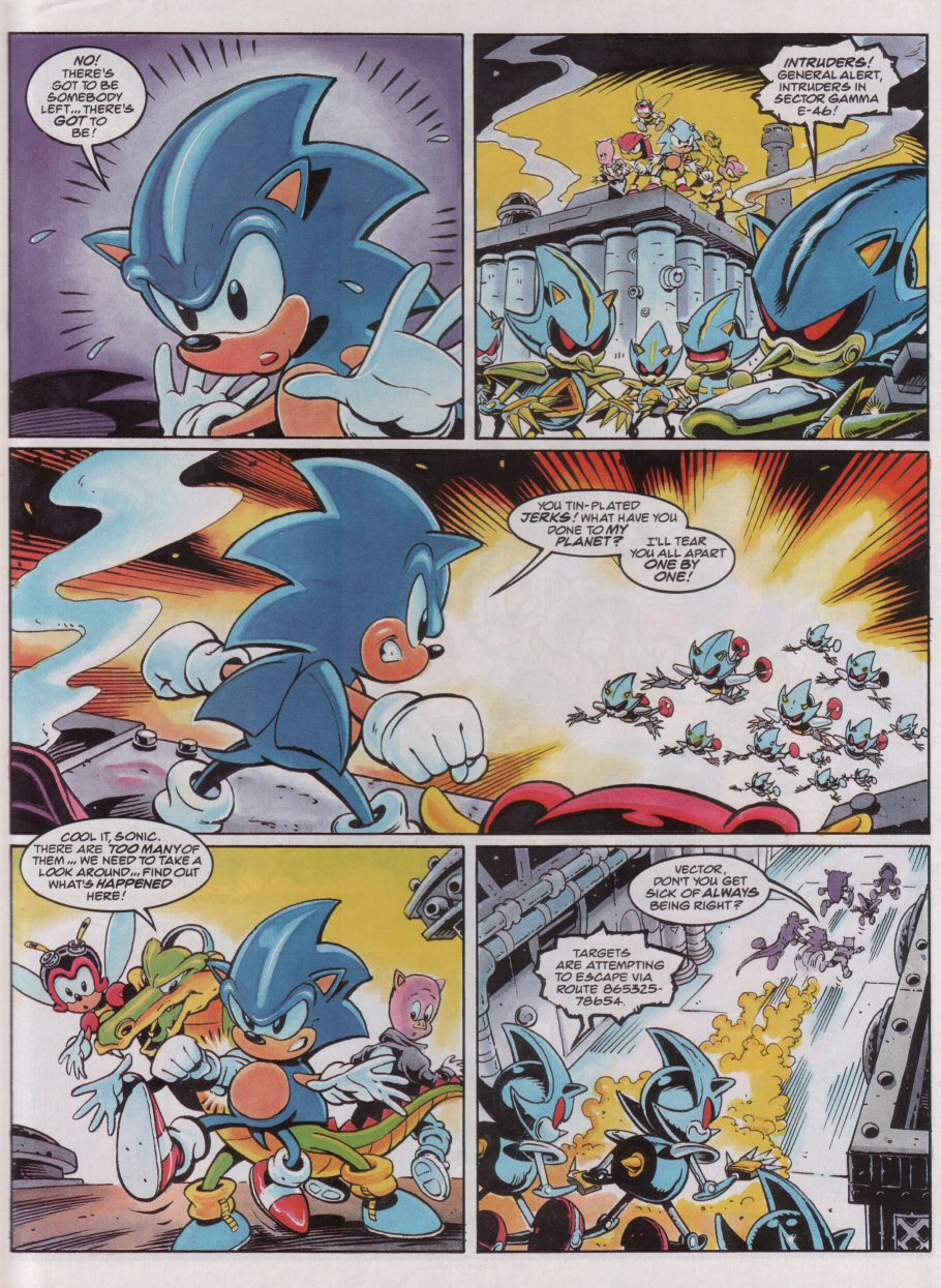 Sonic - The Comic Issue No. 069 Page 5