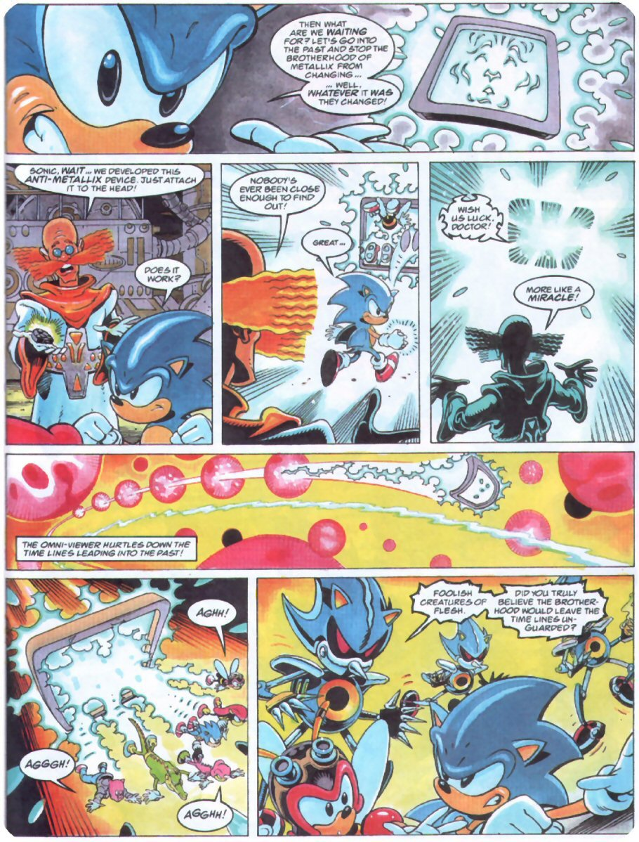 Sonic - The Comic Issue No. 070 Page 4