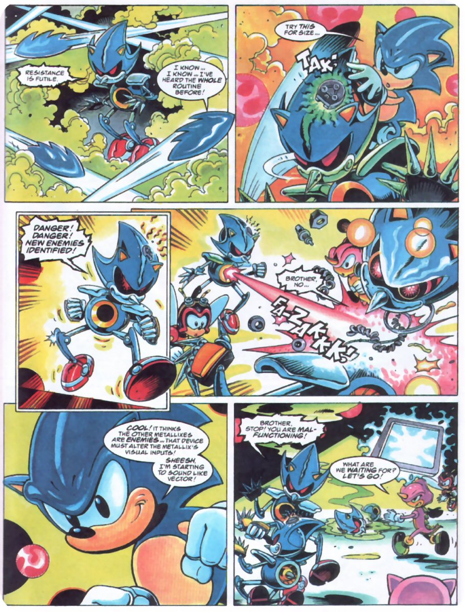 Sonic - The Comic Issue No. 070 Page 6
