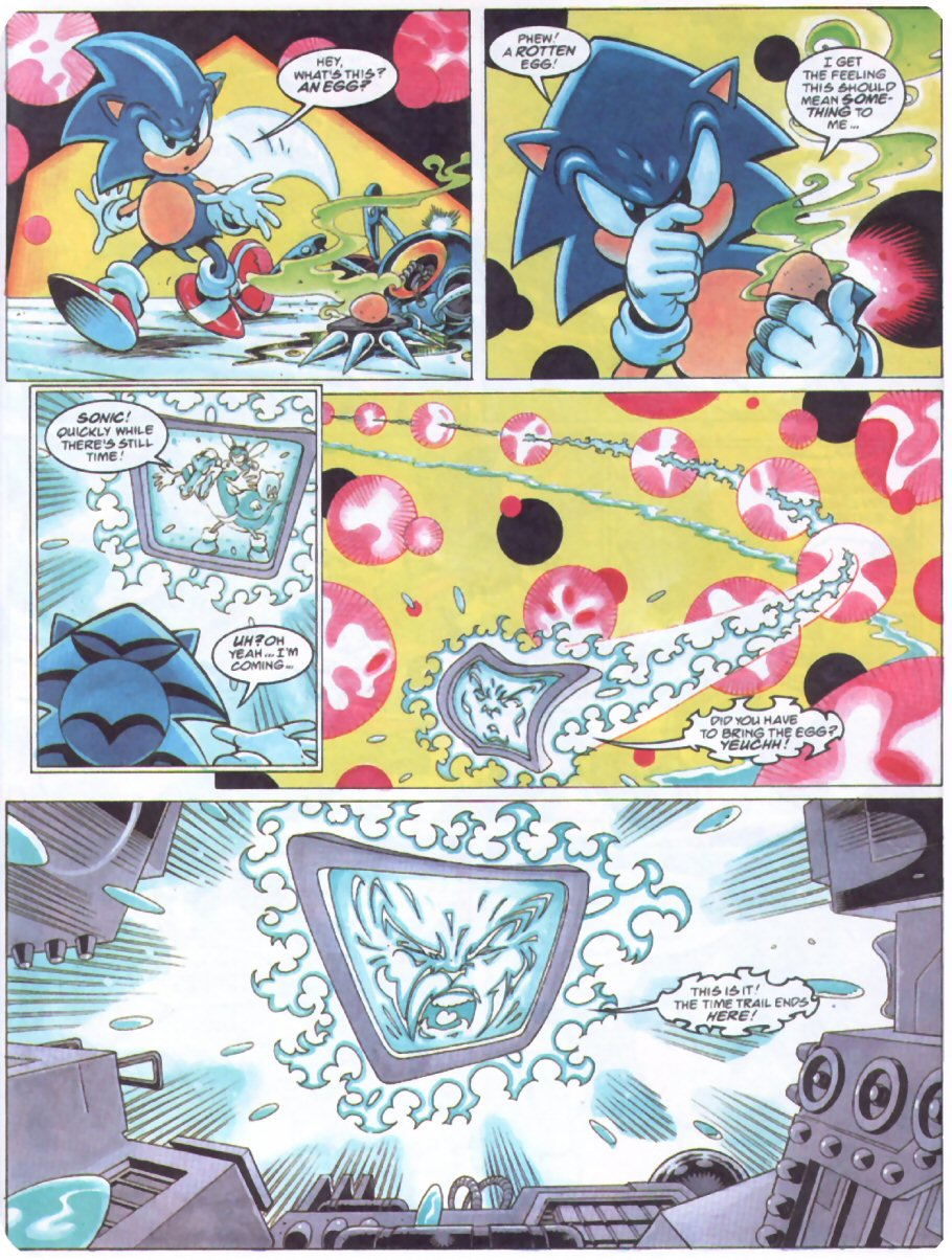 Sonic - The Comic Issue No. 070 Page 7