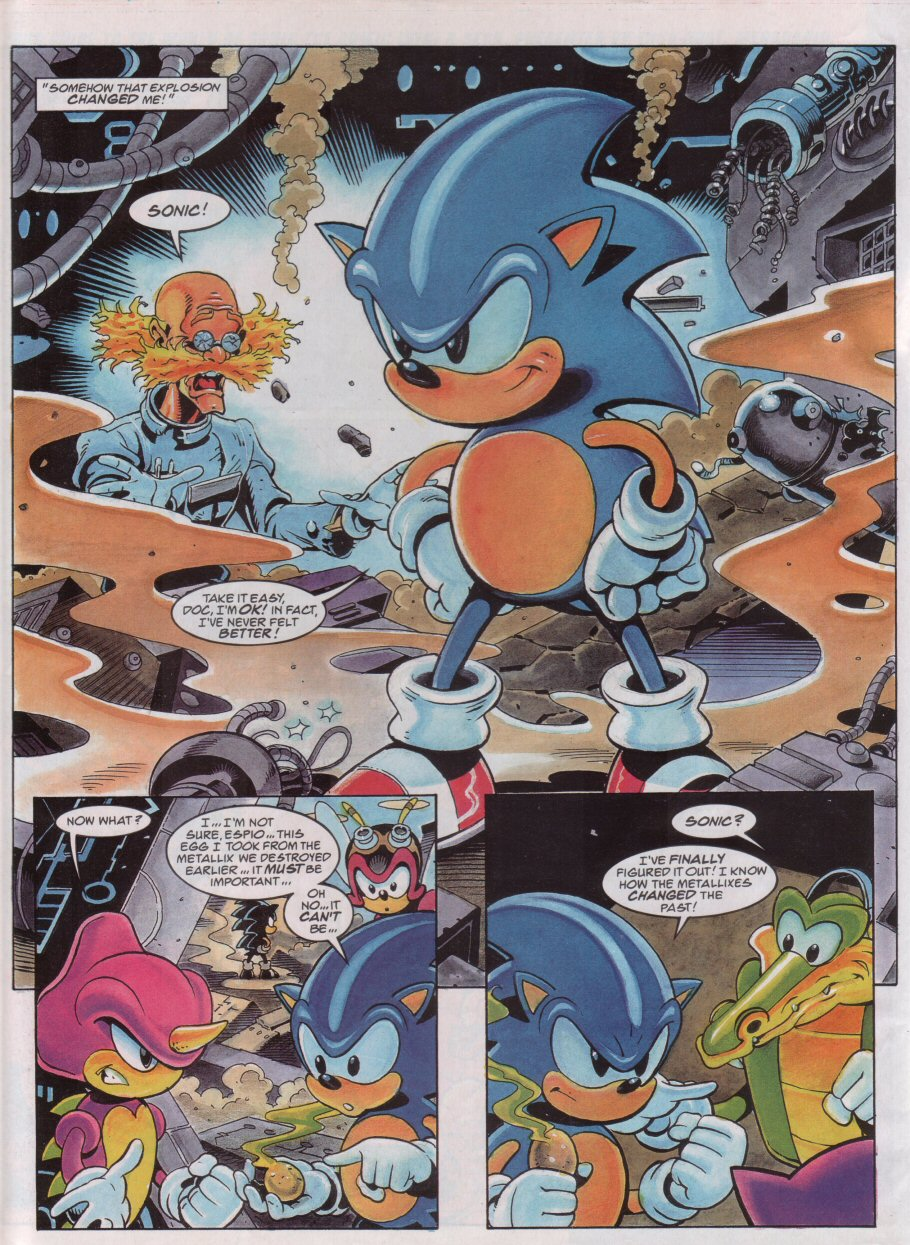 Sonic - The Comic Issue No. 071 Page 3