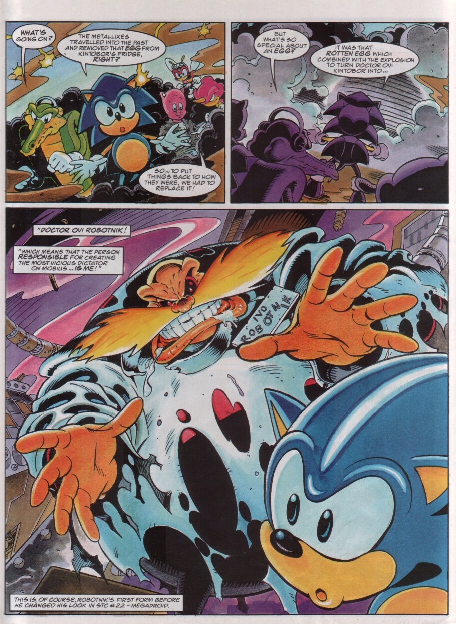 Sonic - The Comic Issue No. 071 Page 6