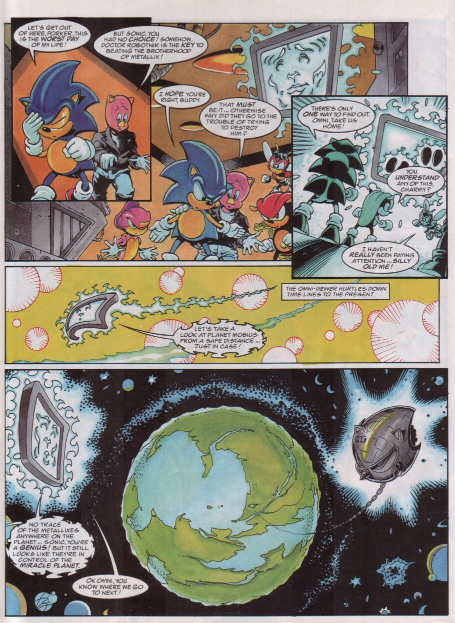 Sonic - The Comic Issue No. 071 Page 7