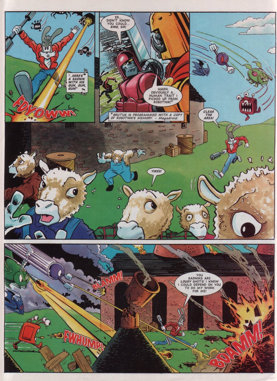 Sonic - The Comic Issue No. 071 Page 25