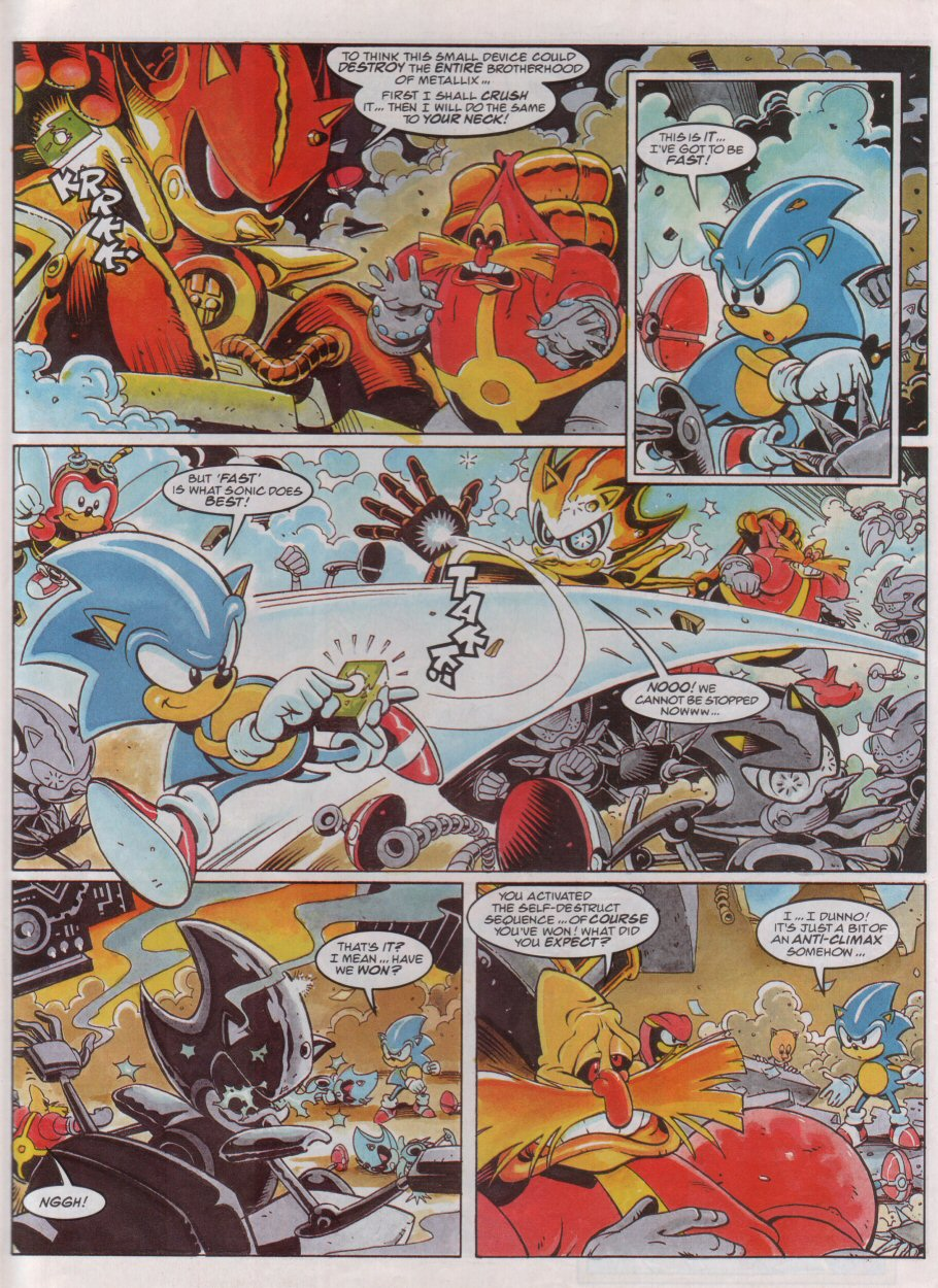 Sonic - The Comic Issue No. 072 Page 7