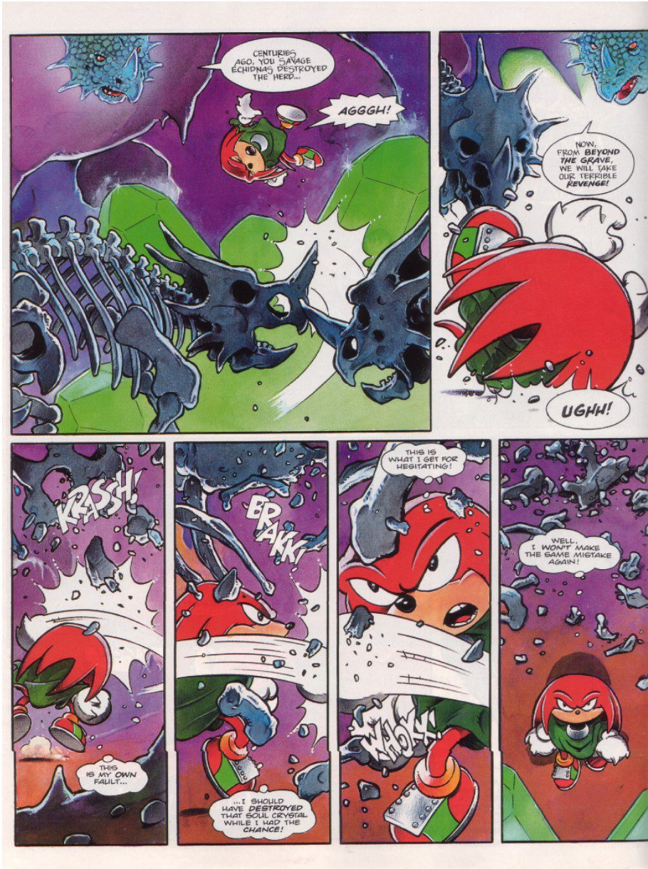 Sonic - The Comic Issue No. 072 Page 13