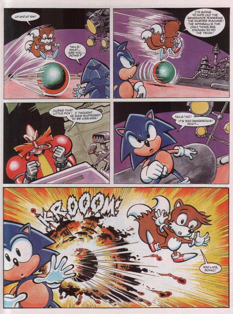 Sonic - The Comic Issue No. 073 Page 7