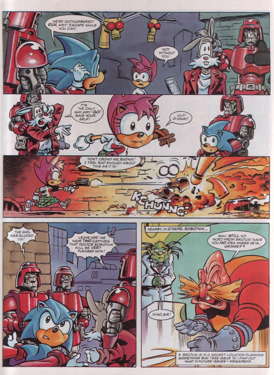 Sonic - The Comic Issue No. 074 Page 4