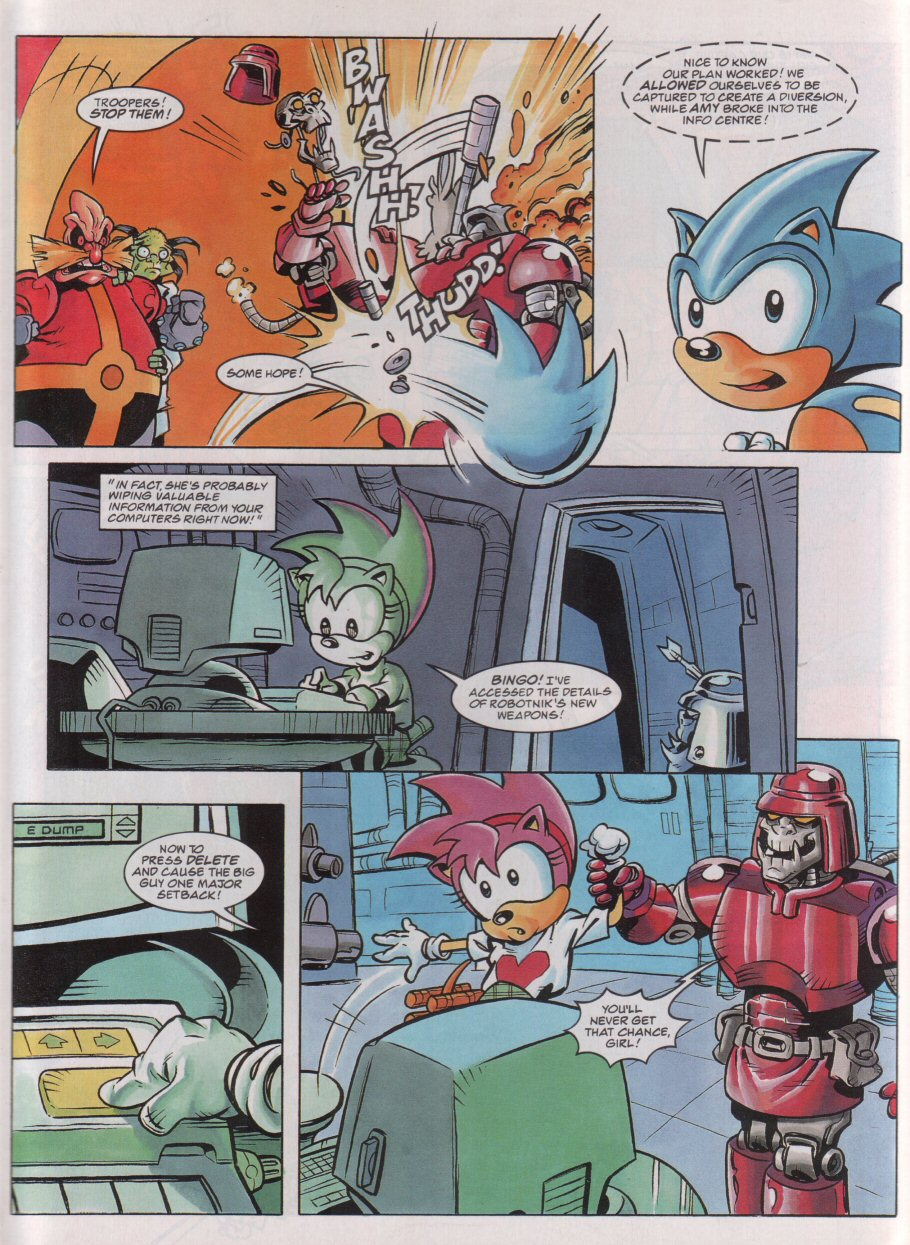 Sonic - The Comic Issue No. 074 Page 6