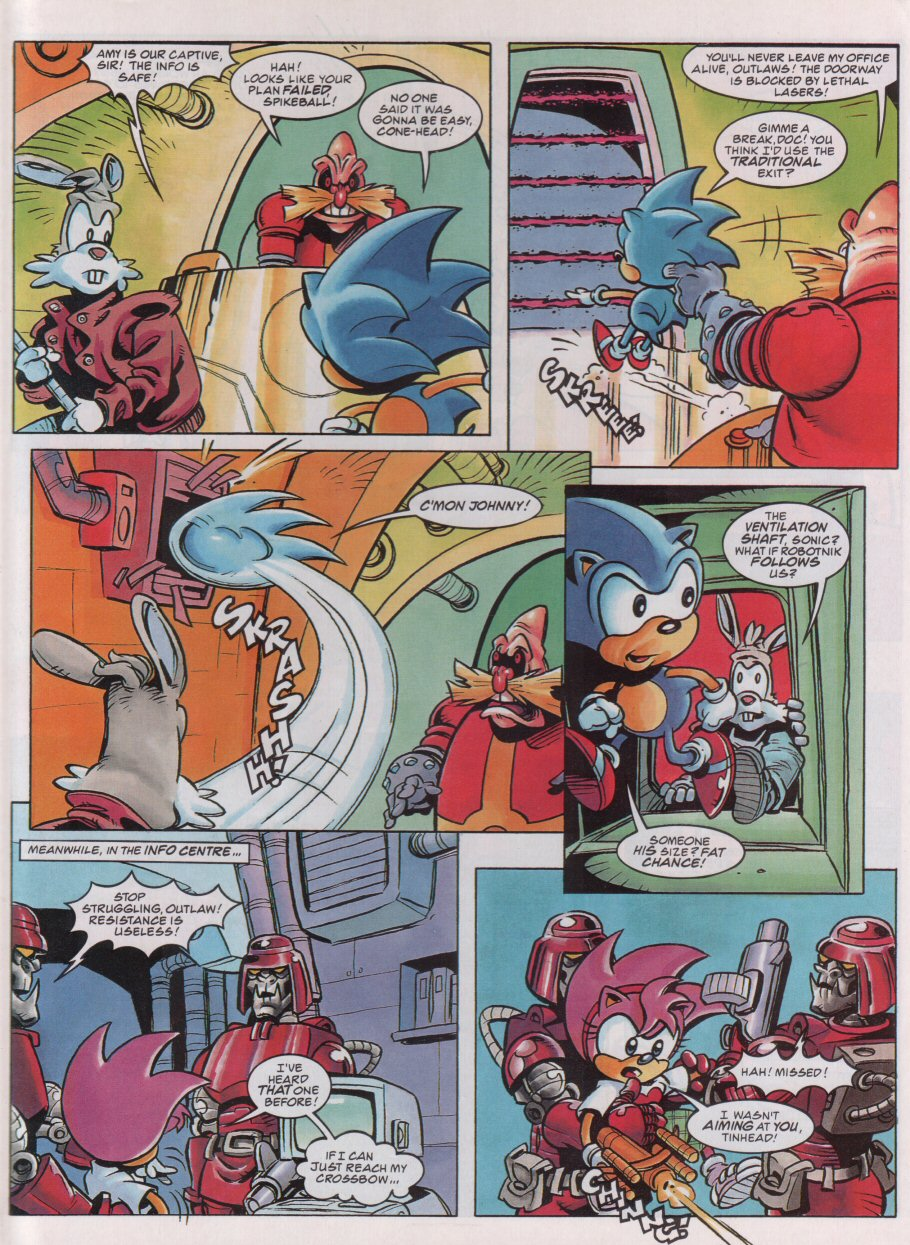 Sonic - The Comic Issue No. 074 Page 7