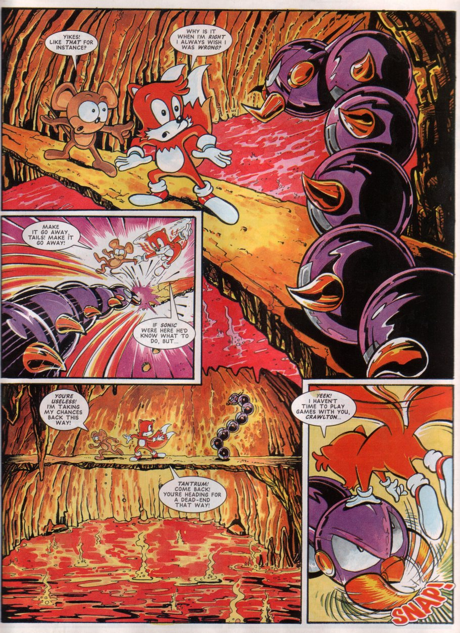 Sonic - The Comic Issue No. 074 Page 27