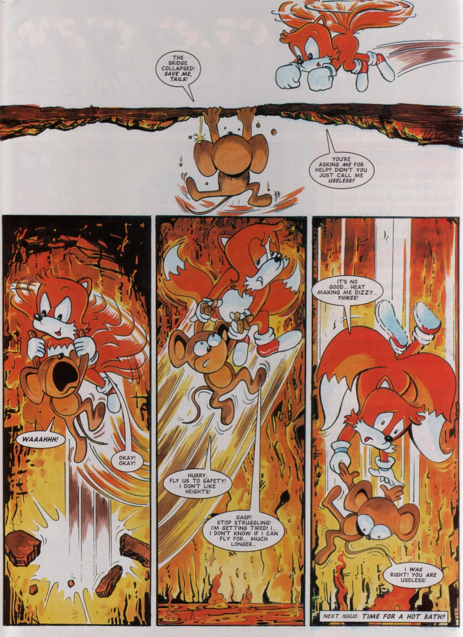Sonic - The Comic Issue No. 074 Page 29