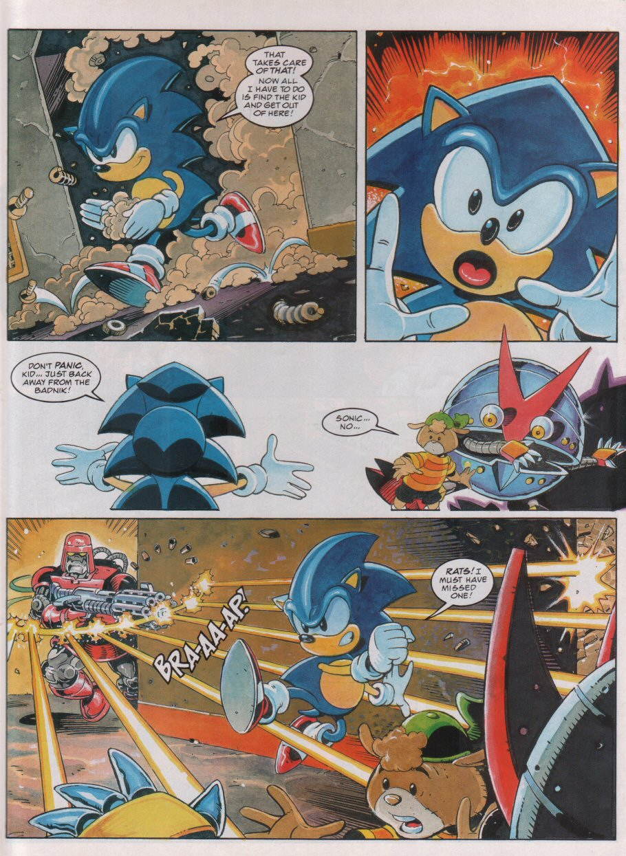 Sonic - The Comic Issue No. 075 Page 5