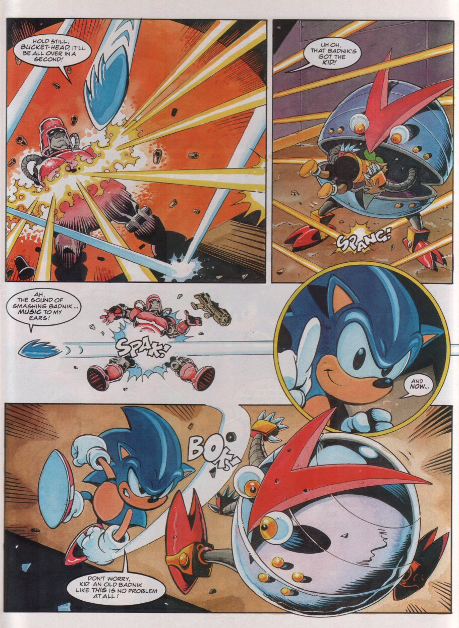 Sonic - The Comic Issue No. 075 Page 6