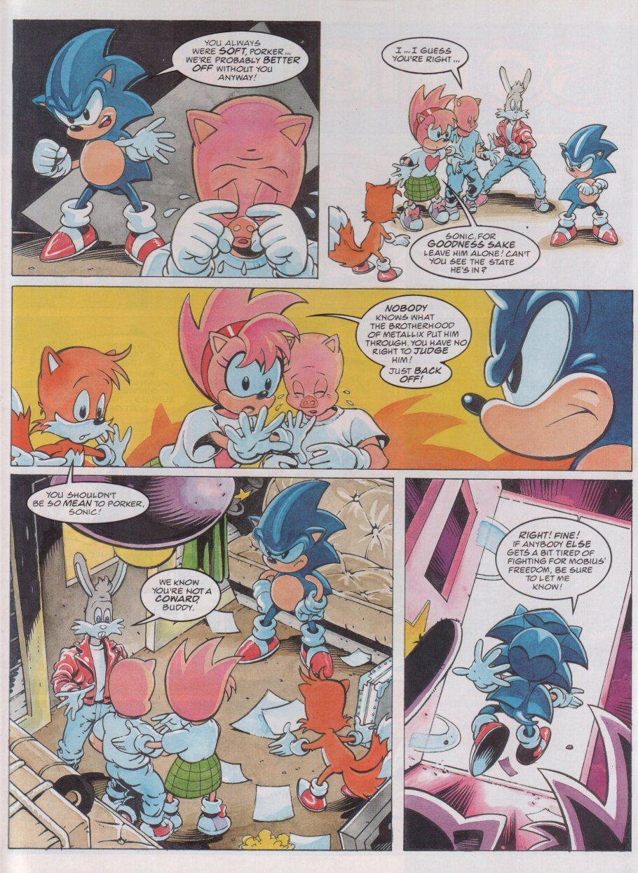 Sonic - The Comic Issue No. 076 Page 3