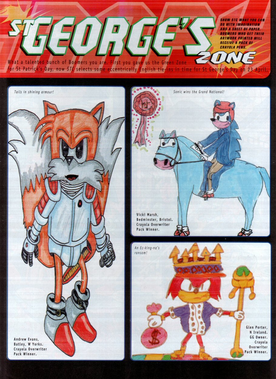Sonic - The Comic Issue No. 076 Page 9