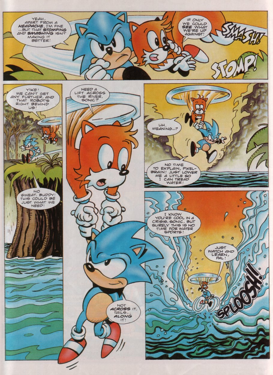 Sonic - The Comic Issue No. 078 Page 26
