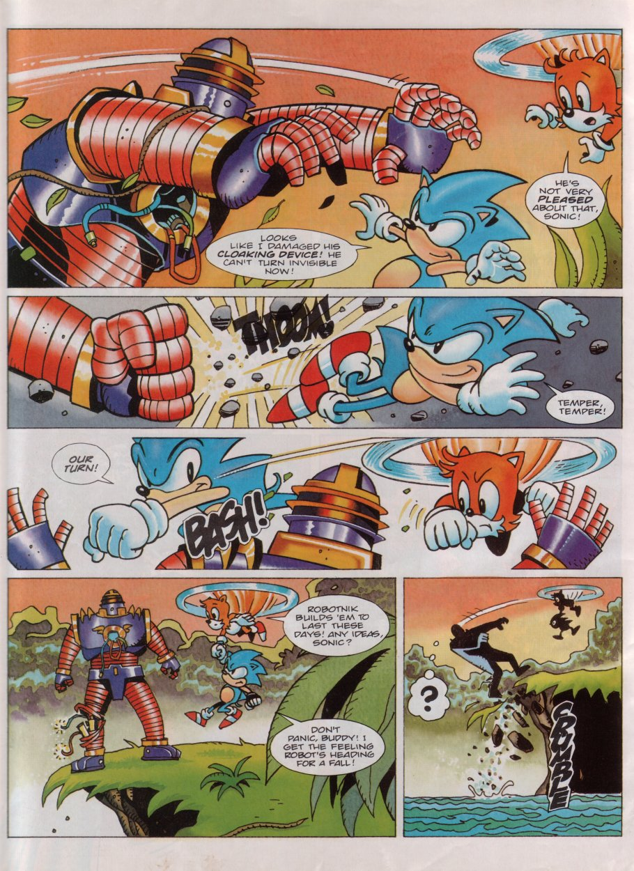 Sonic - The Comic Issue No. 078 Page 28