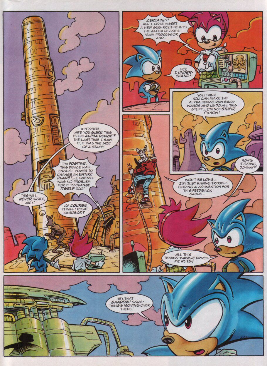 Sonic - The Comic Issue No. 079 Page 3