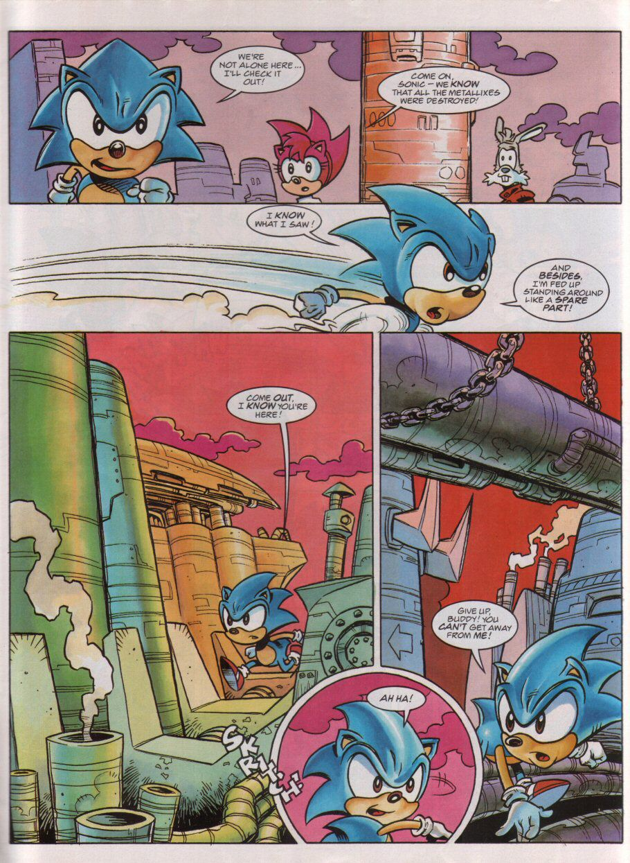 Sonic - The Comic Issue No. 079 Page 4