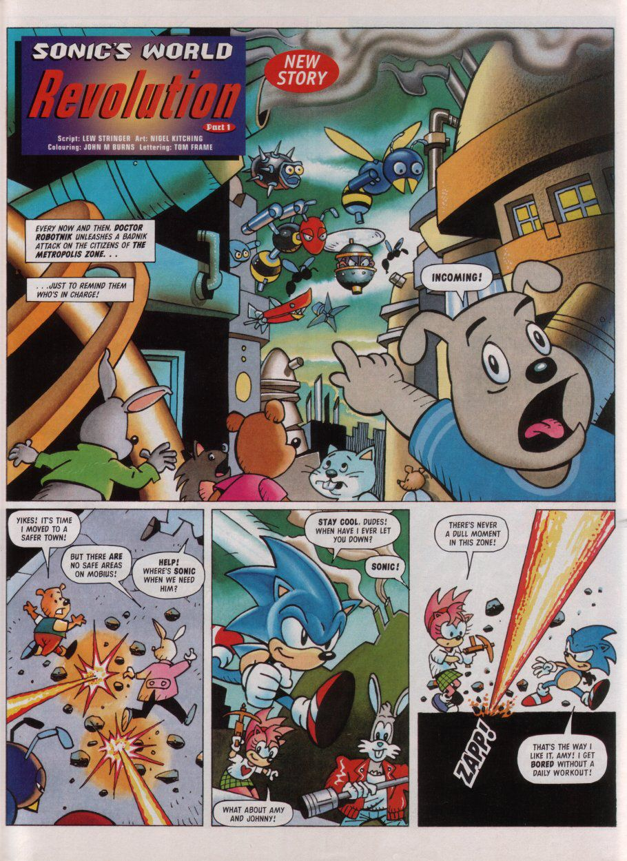 Sonic - The Comic Issue No. 079 Page 24