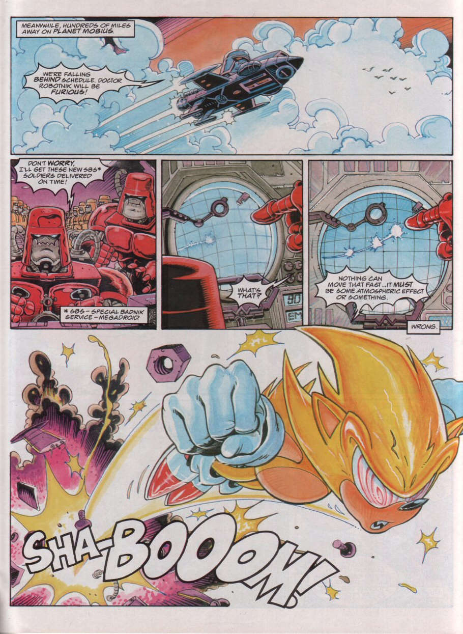 Sonic - The Comic Issue No. 080 Page 6