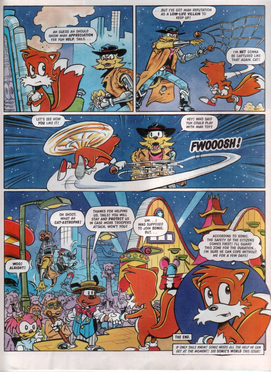 Sonic - The Comic Issue No. 080 Page 20
