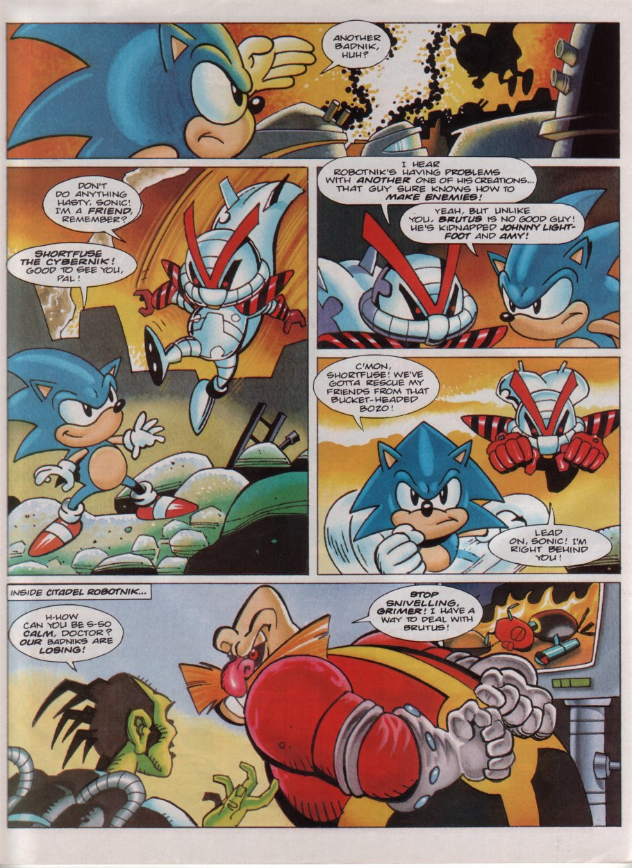 Sonic - The Comic Issue No. 080 Page 24