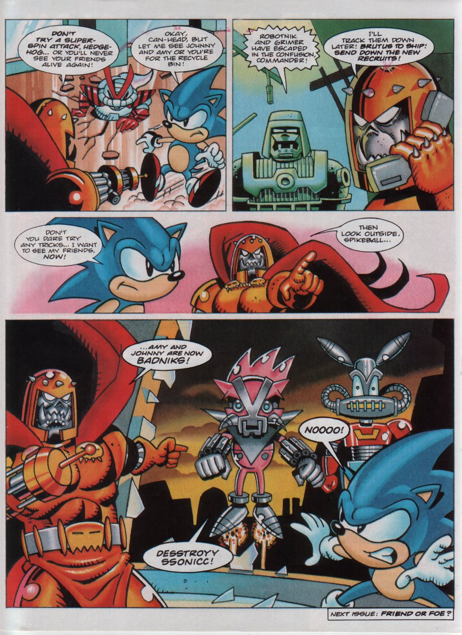 Sonic - The Comic Issue No. 080 Page 27
