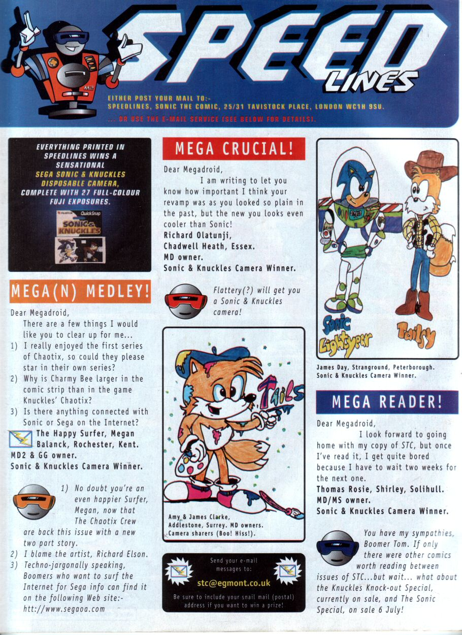 Sonic - The Comic Issue No. 080 Page 28