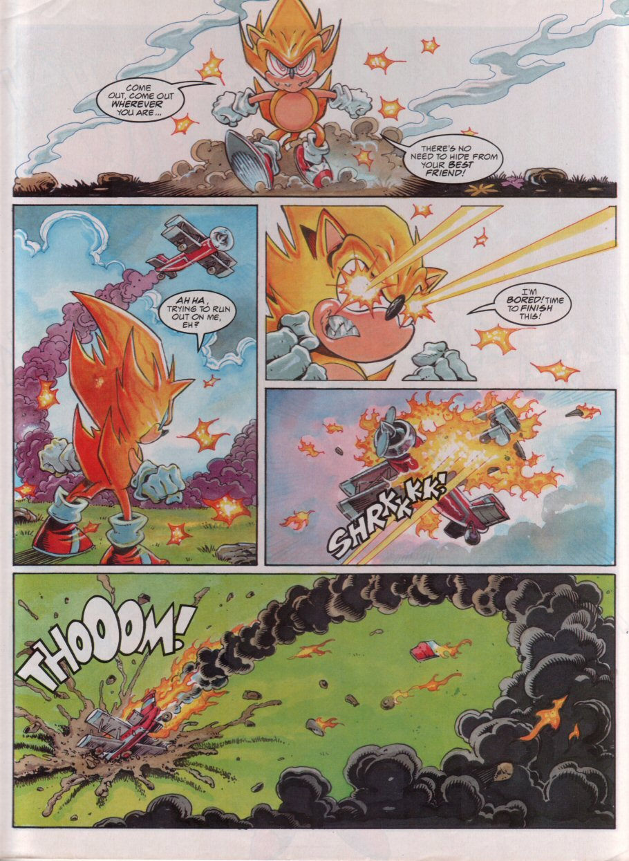 Sonic - The Comic Issue No. 081 Page 6