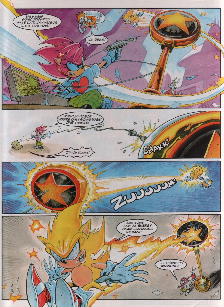 Sonic - The Comic Issue No. 082 Page 6