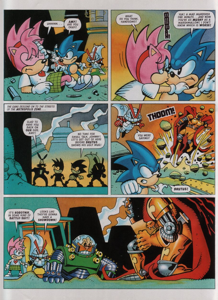 Sonic - The Comic Issue No. 082 Page 26